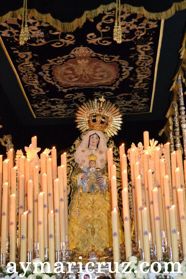 Y Lebrija coronó a su Patrona: Galería de la Coronación de la Virgen del Castillo
