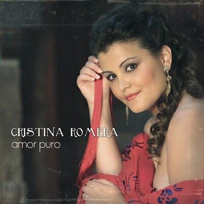 """Cristina Romera estrena """"Amor Puro"""" su primer disco"""
