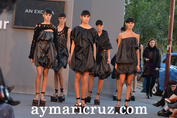 "Andalucía de Moda 2012: An Excusa ""Mental Junction"""