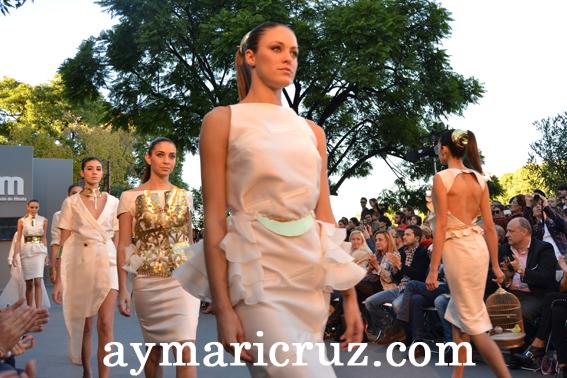 """Andalucía de Moda 2012: Claudina Mata """"Vendimia Vintage"""""""