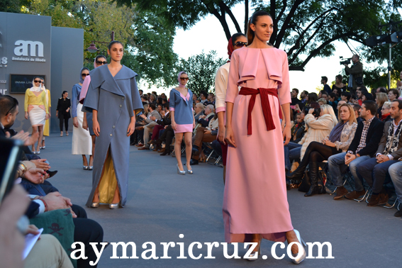 """Andalucía de Moda 2012: Inma Linares """"Pureza"""""""