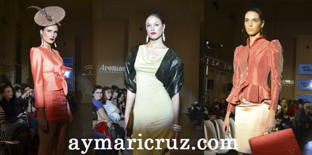 Modelos de Alejandro Postigo, Pablo Lanzarote y Sofía Rivera