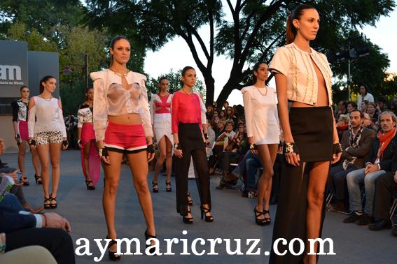 """Andalucía de Moda 2012: Noelia Guardia """"California"""""""
