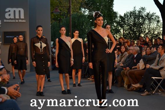 Andalucía de Moda 2012: Patricia Martín «Paradoxical»