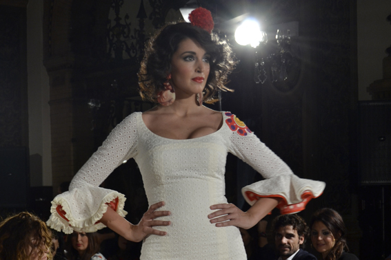 We Love Flamenco. Carmen Jarén: Pinceladas