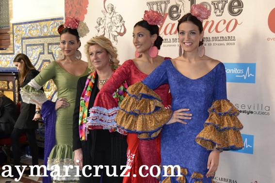 We Love Flamenco. Marieta: Renacer
