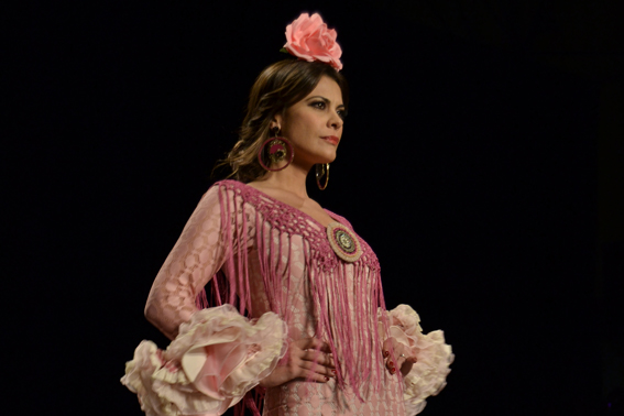 SIMOF 2013. Faly, De la Feria al Rocío: «Con Solera»
