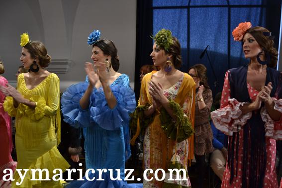 Pasarela Flamenca 2013: Rocío Martín «Rocío»