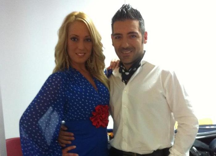 Natalia Moralo y Sergio Pérez son concursantes de A Tu Vera