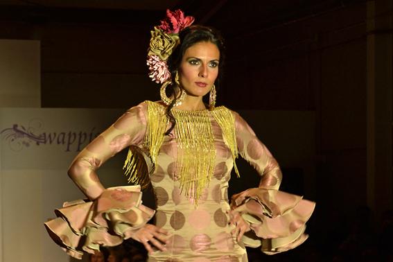 Pasarela Wappíssima/Sevilla de Moda. Desfile de alumnos de Primer Curso