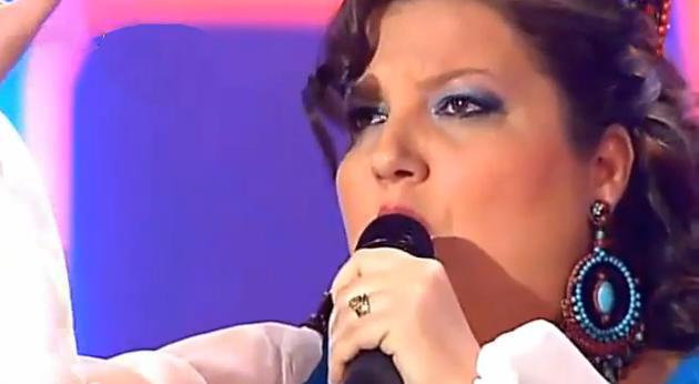 Los finalistas de Se Llama Copla 6: María Antonia Tenorio