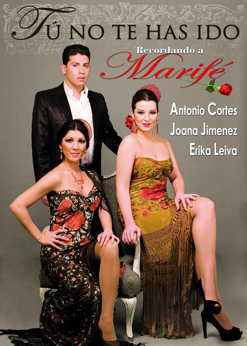 """""""Tú no te has ido"""" el homenaje a Marifé de Triana en concierto"""