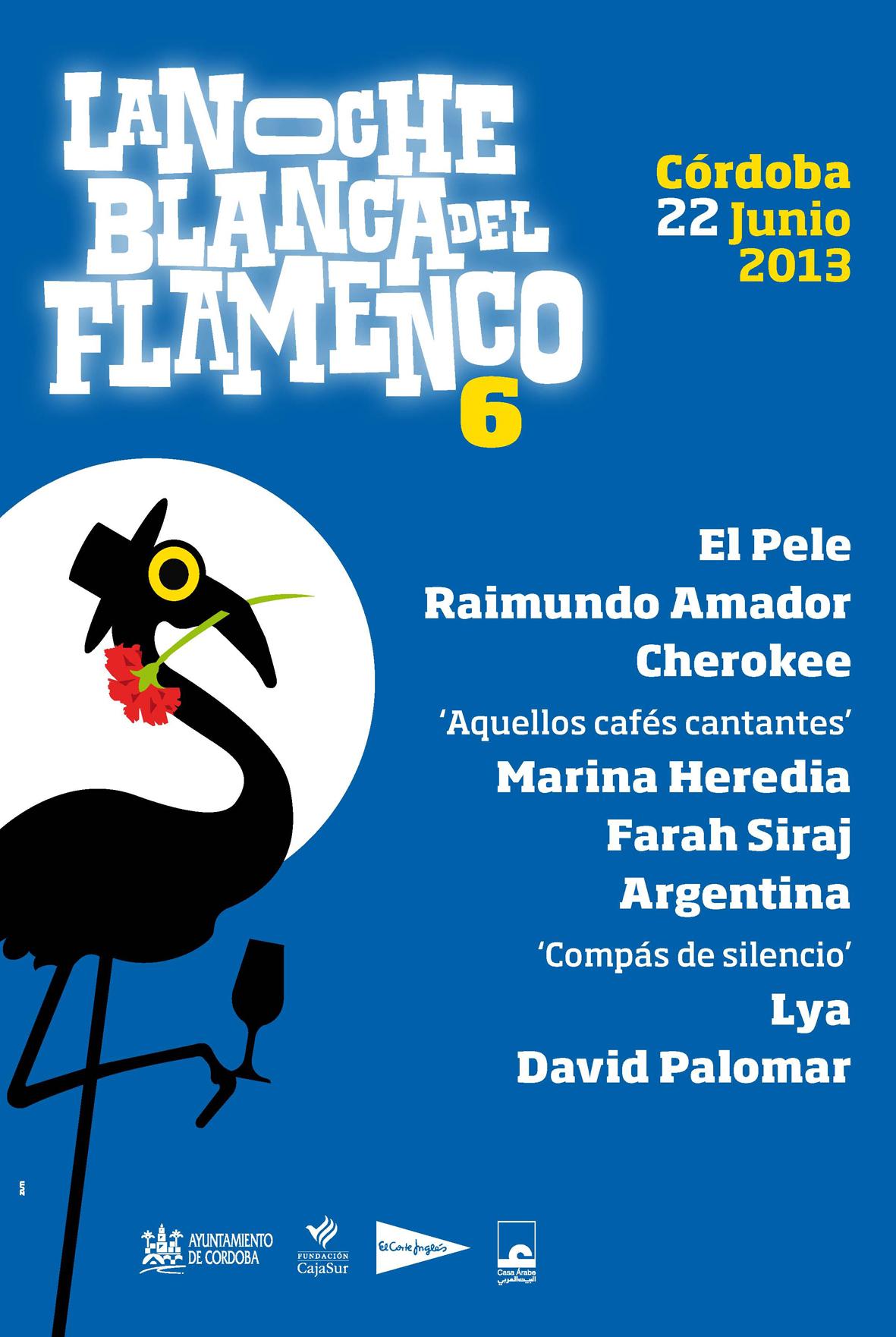 6ª Noche Blanca del Flamenco en Córdoba