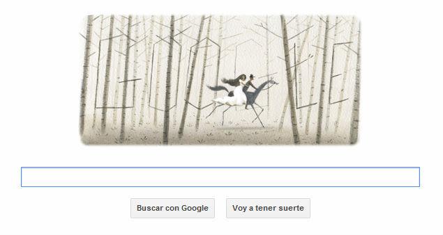 Google dedica el día a Federico García Lorca