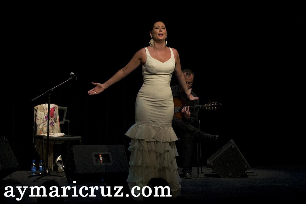 Marina Heredia cerró los Jueves Flamencos de Cajasol