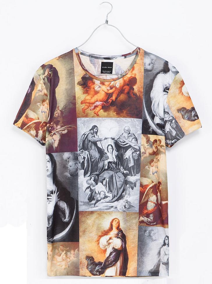 Zara también se apunta a la moda del arte sacro