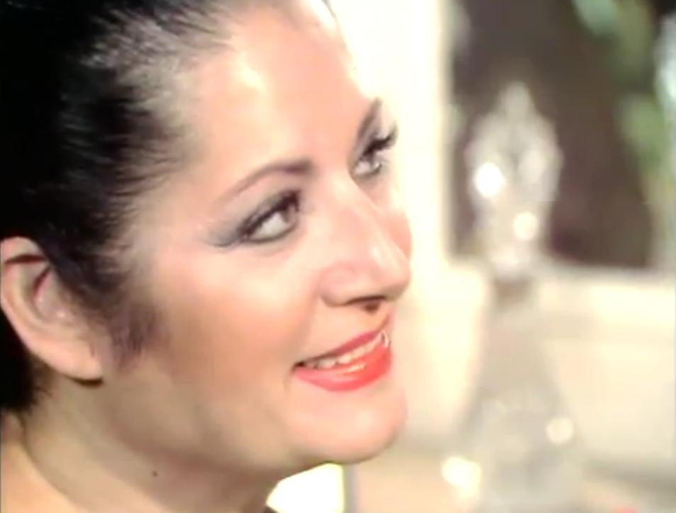 Vídeos de Copla: Juanita Reina en Cantares