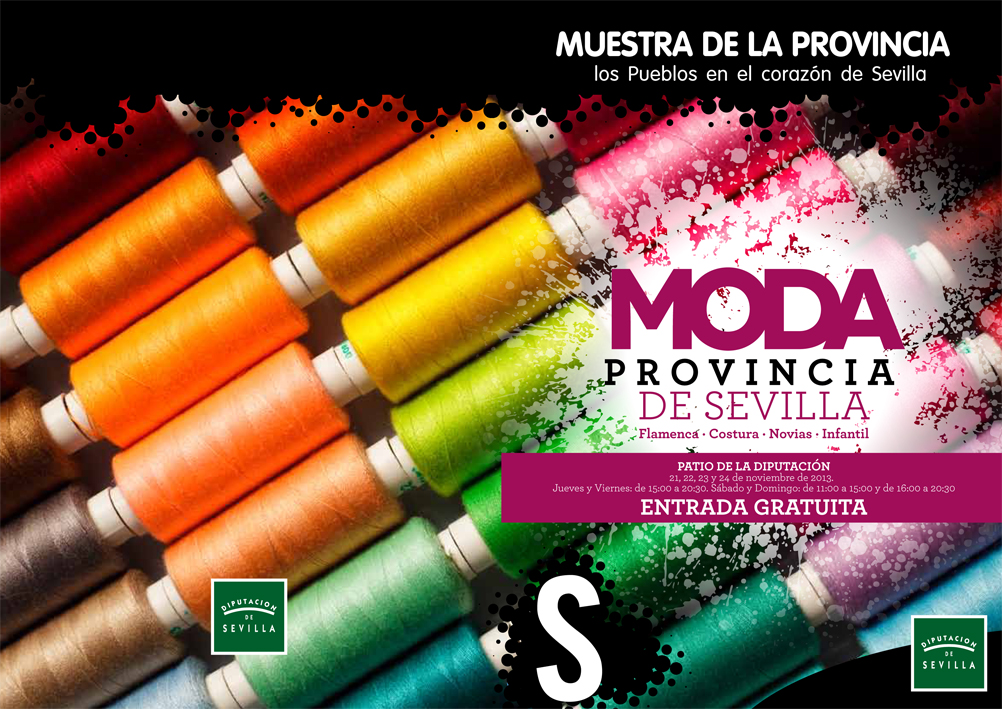 Mucha moda de la provincia este fin de semana en Sevilla
