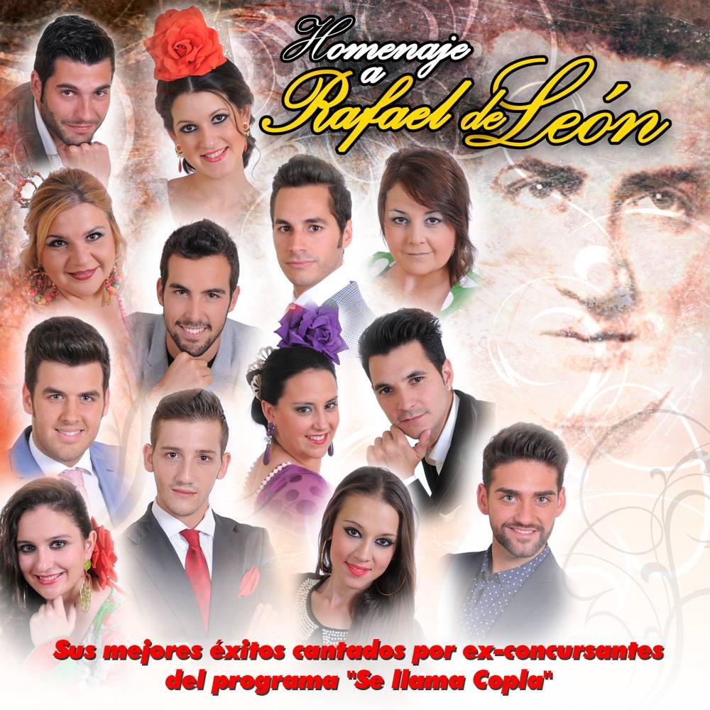 Homenaje a Rafael de León, el disco