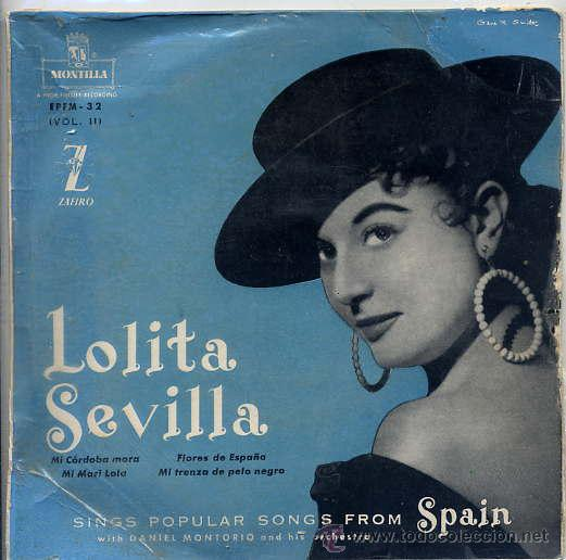 Adiós a Lolita Sevilla