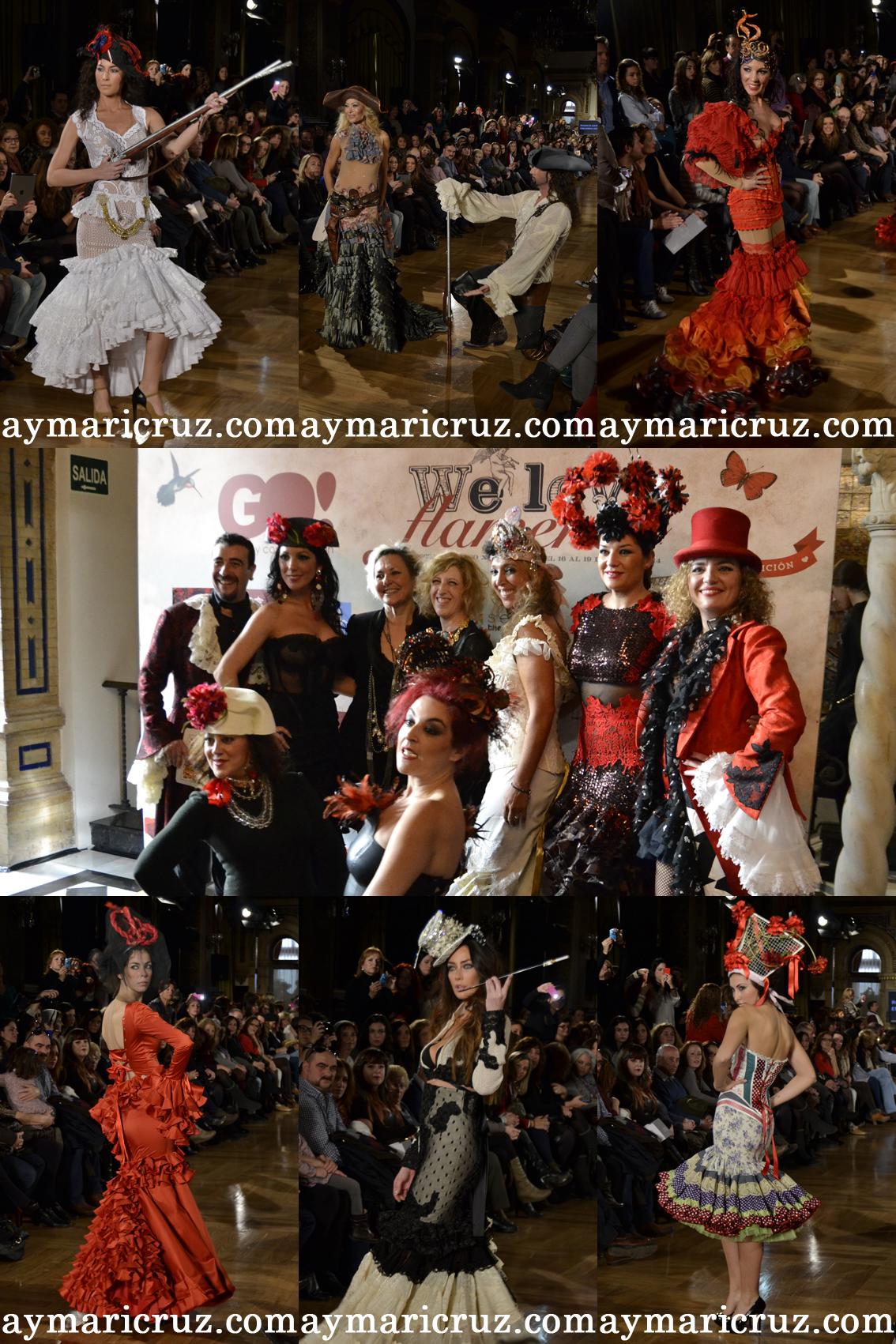 We Love Flamenco 2014. Rosalía Zahíno y Encarna Solá: X de Victoria