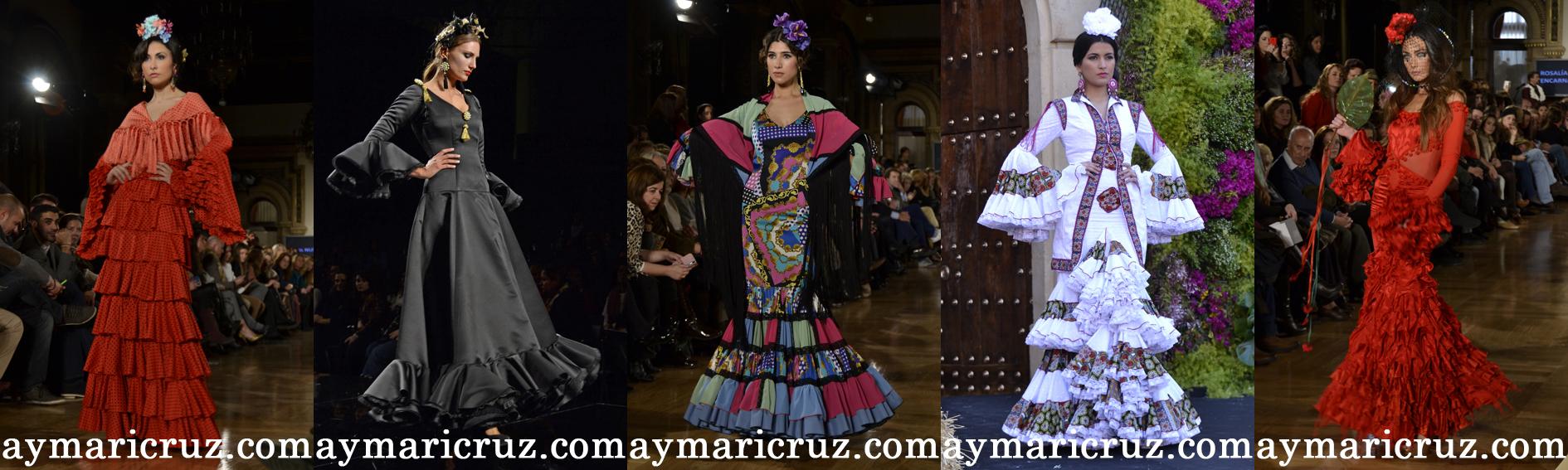 40 trajes para ir a la Feria de Sevilla 2014 (3ª parte)