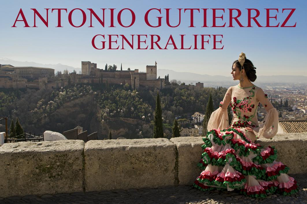 Antonio Gutiérrez: Generalife
