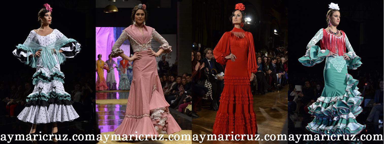 20 trajes para ir a la Romería del Rocío 2014