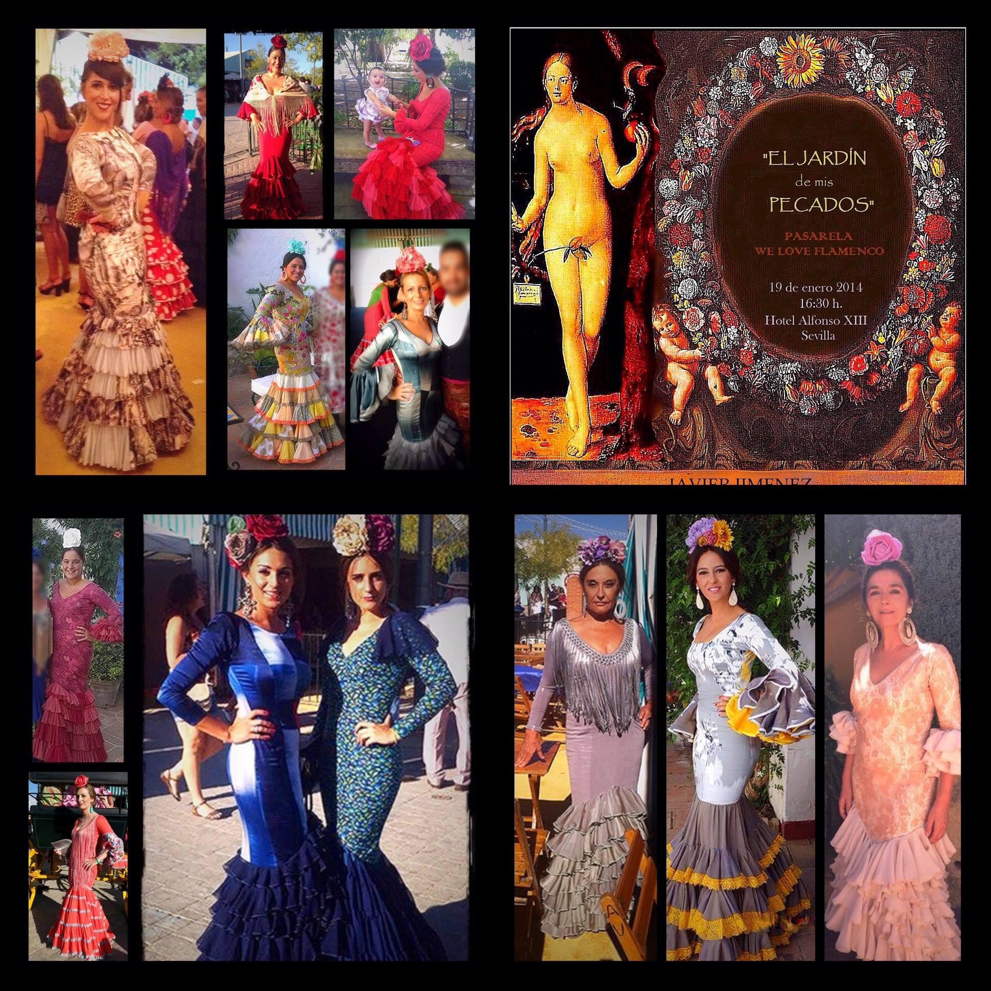 La moda flamenca que nos gusta ver (a los blogueros)