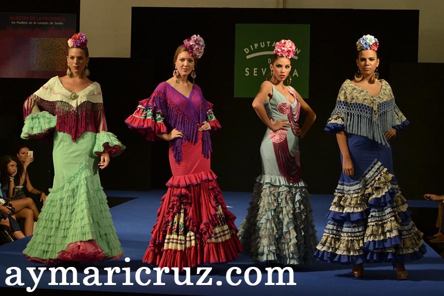 Moda Flamenca hecha en la provincia de Sevilla