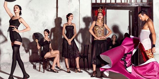 Dolce&Gabbana campaña primavera verano 2015