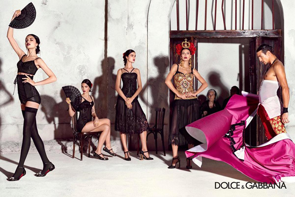 Adelanto: Campaña de Dolce&Gabbana para Primavera/Verano 2015