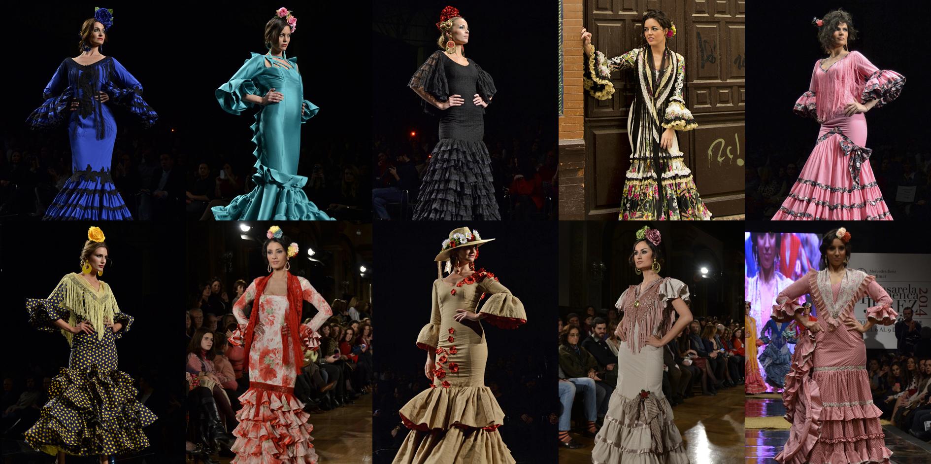 10 trajes de flamenca para regalar en Navidad 2014