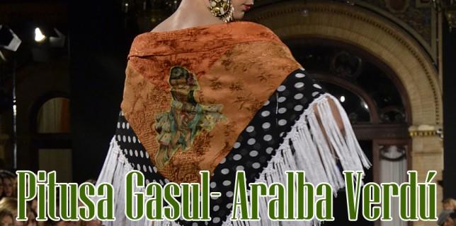 Pitusa Gasul Aralba Verdú We Love Flamenco 2015 45
