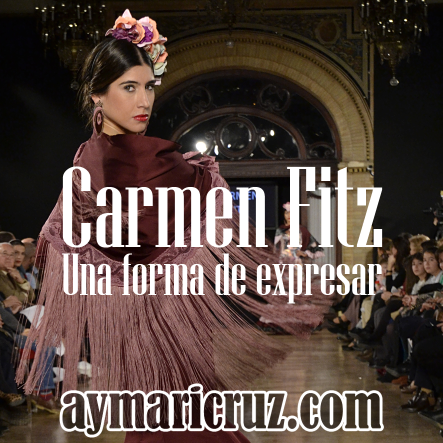 We Love Flamenco 2015. Carmen Fitz: Una forma de expresar