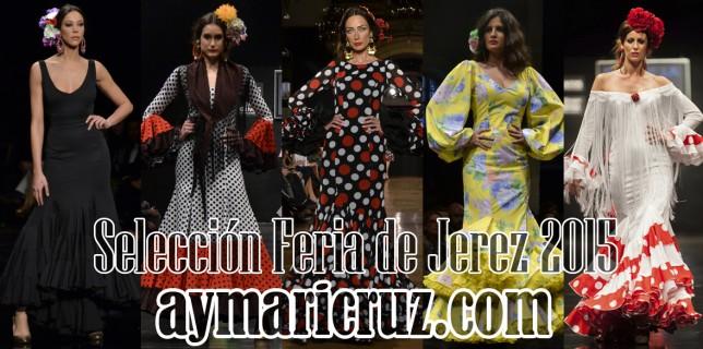 20 Trajes para la Feria de Jerez 2015 (21)