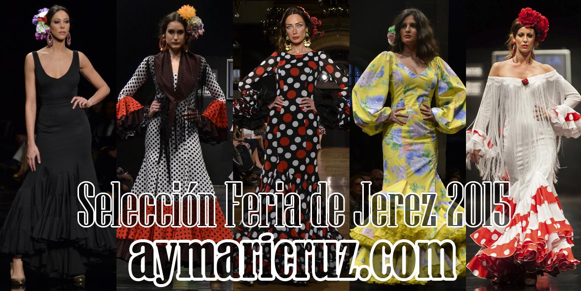 20 trajes para ir a la Feria de Jerez 2015