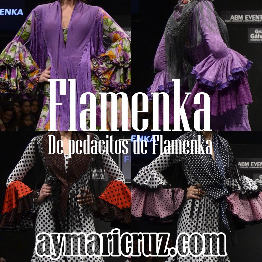Pasarela Flamenca 2015. Flamenka: De pedacitos de Flamenka