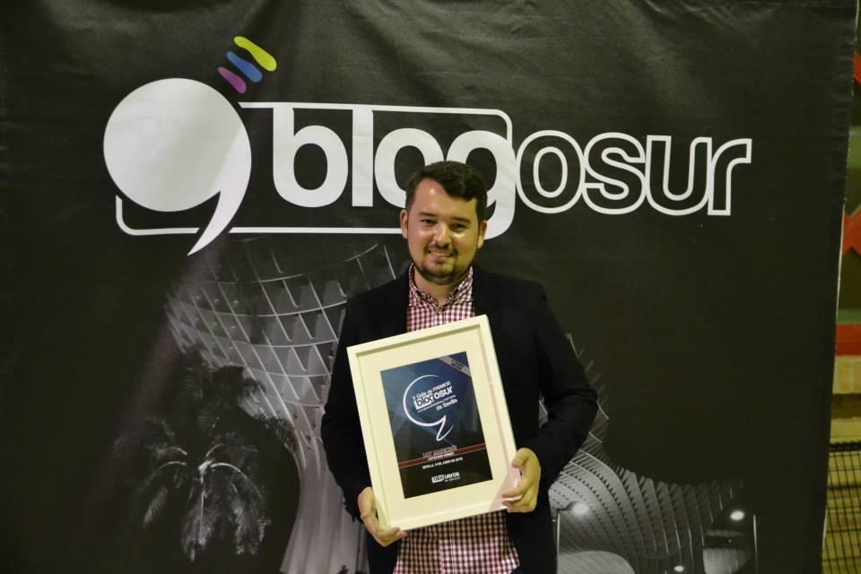 ¡Ay Maricrú! recibe el 2º premio a Mejor Blog de Moda en la Gala de Blogosur