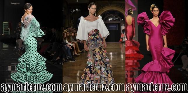 Moda flamenca las colecciones más vistas (8)