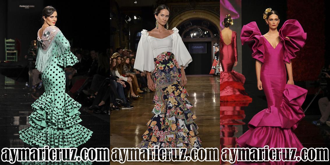 Moda Flamenca 2015: Las colecciones más vistas