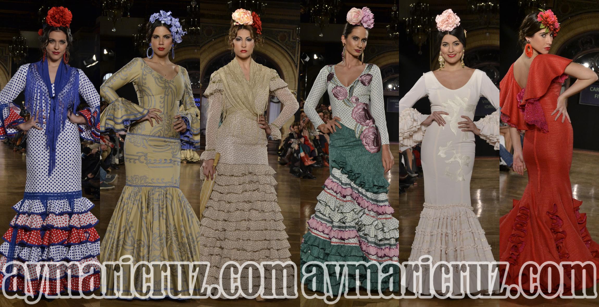 """Las nuevas """"clásicas"""" de la moda flamenca en We Love Flamenco"""