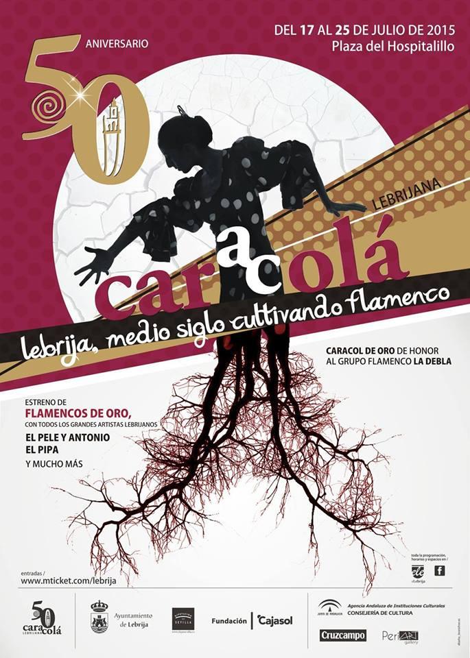 Lebrija: El Flamenco toma la calle
