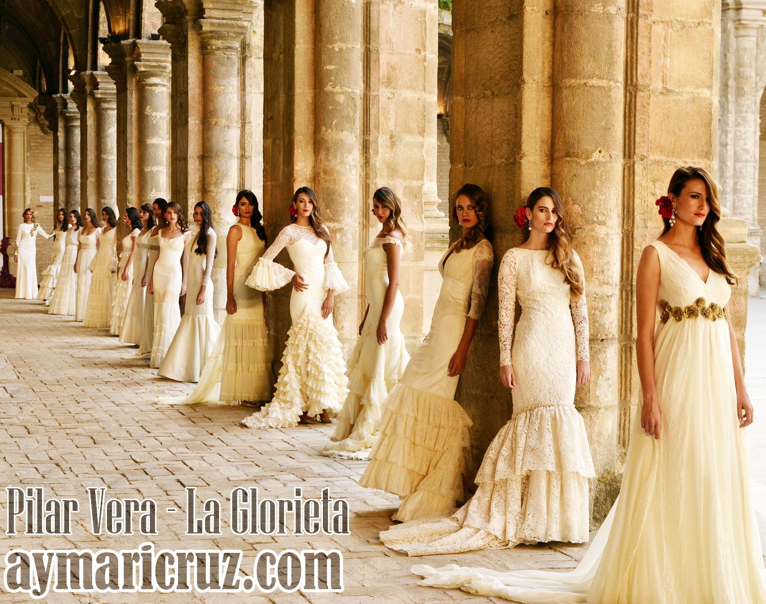 Pilar Vera, las novias que miran al sur