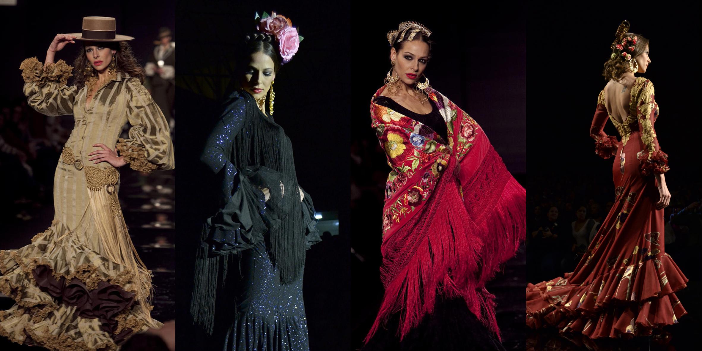 Eva González, de musa flamenca a novia del año