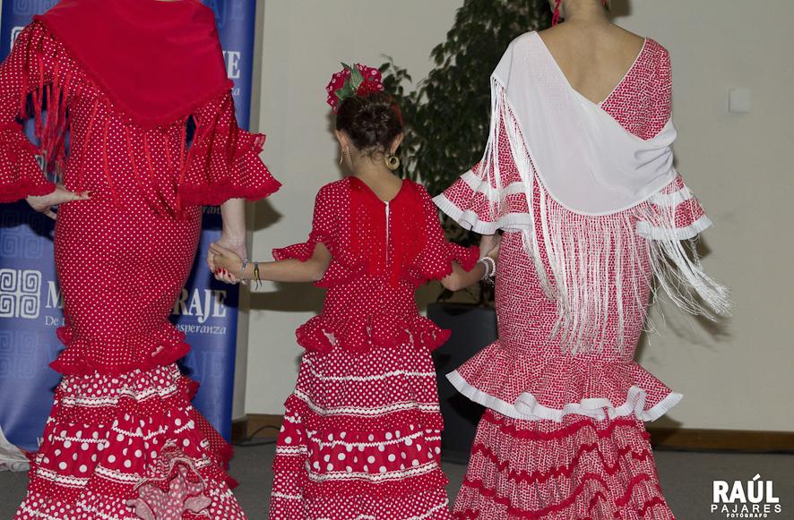 Moda Flamenca y solidaria con Madre Coraje en Sevilla