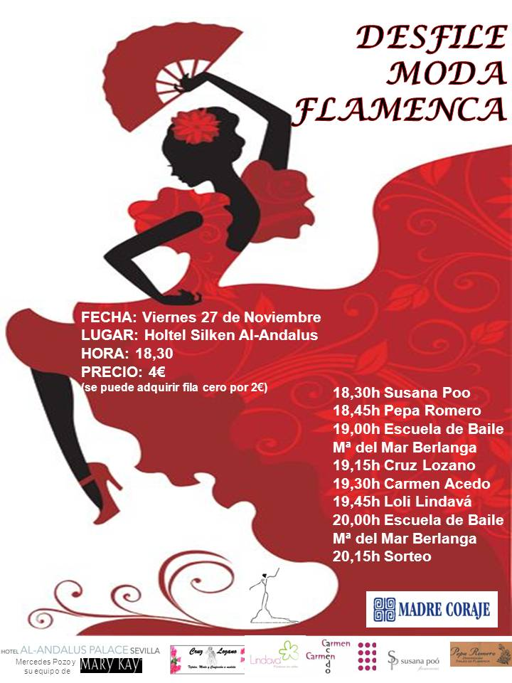 Moda Flamenca por una buena causa