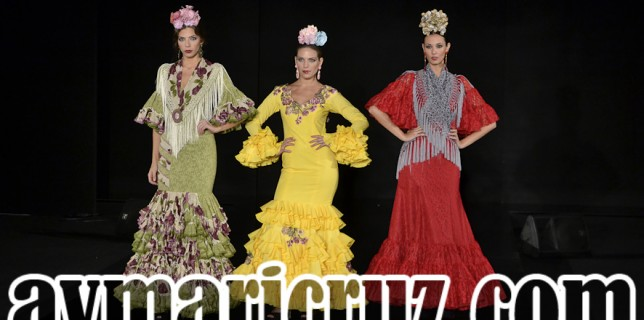 Moda Flamenca Diputación de Sevilla 2015 31
