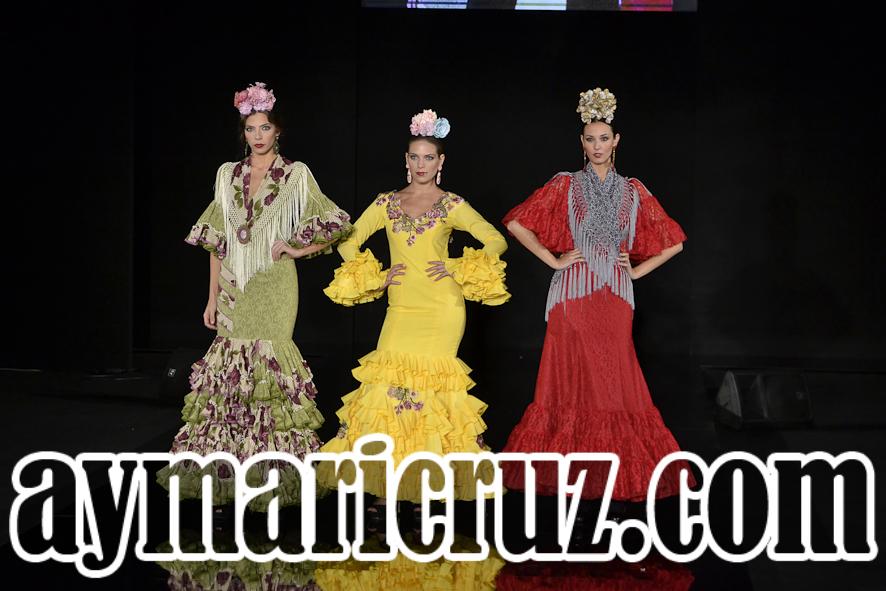 Moda Flamenca de la Provincia de Sevilla