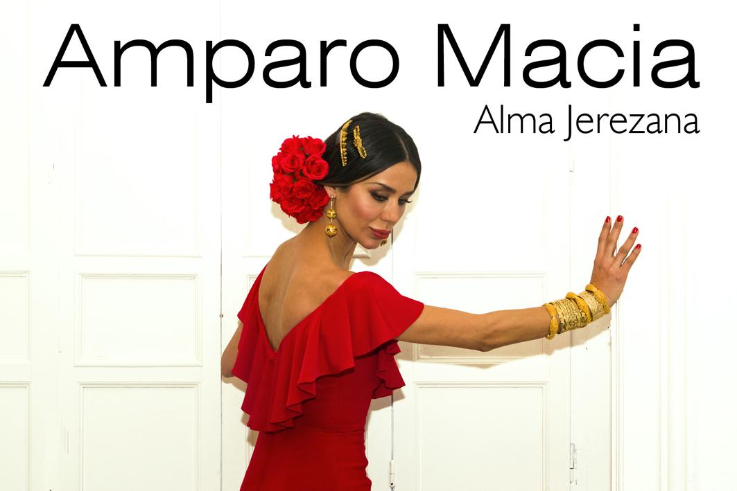 Amparo Macia: 'Alma Jerezana' Colección Flamenca 2016